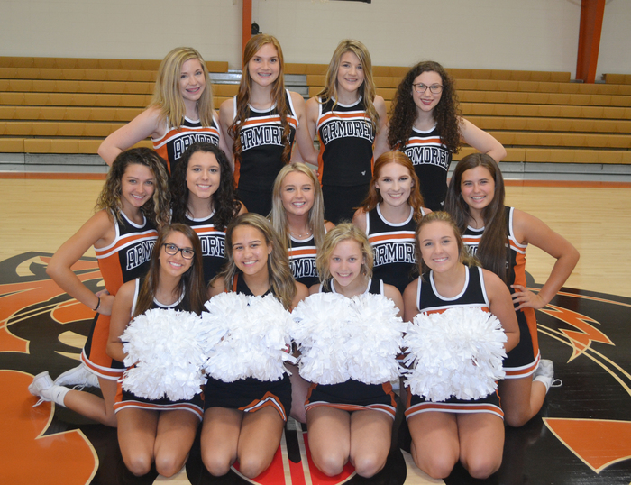 AHS Cheerleading Team