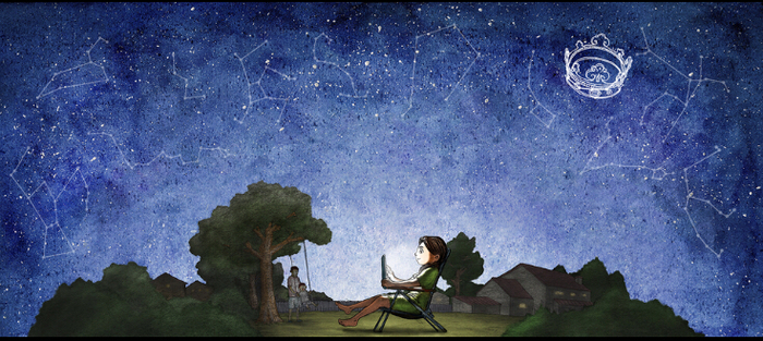 Read under the Stars